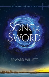 Song of the Sword Cover Coteau