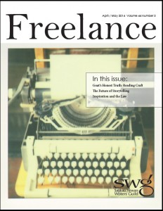 Freelance May April 2014