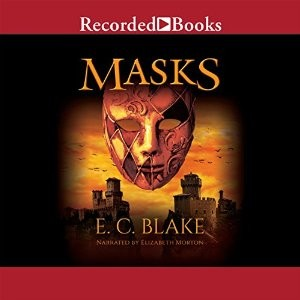 Masks Audiobook cover