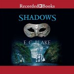 Shadows audiobook cover